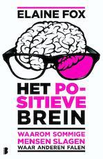 Het positieve brein - Elaine Fox (ISBN 9789460233401)