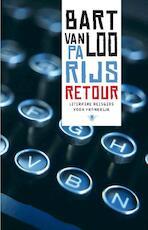 Parijs retour - Bart Van Loo (ISBN 9789460420719)