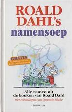 Roald Dahl's namensoep - Roald Dahl (ISBN 9789026118531)
