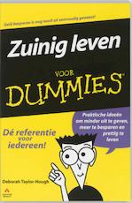 Zuinig leven voor Dummies - D. Taylor-hough (ISBN 9789043007801)