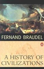 A History of Civilizations - Fernand Braudel (ISBN 9780140124897)