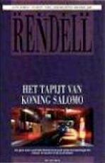 Het tapijt van koning Salomo - Ruth Rendell, Rifke Porcelijn (ISBN 9789027429056)