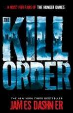 Kill Order - James Dashner (ISBN 9781908435590)