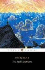 Thus Spoke Zarathustra - Friedrich Nietzsche (ISBN 9780140441185)