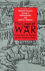 The laws of war - Michael Howard, George J. Andreopoulos, Mark R. Shulman (ISBN 9780300058994)