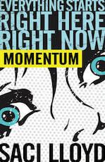 Momentum - Saci Lloyd (ISBN 9781444900811)