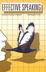 Effective speaking - Christopher Turk (ISBN 9780419130307)