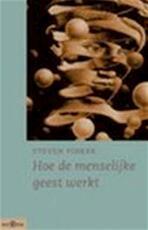 Hoe de menselijke geest werkt - Steven Pinker, Han Visserman (ISBN 9789025415532)