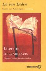 Literaire smaakmakers - Ed van Eeden (ISBN 9789071442896)