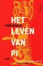 Het leven van Pi - Yann Martel (ISBN 9789044610550)