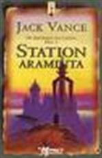 Station Araminta - Jack Vance, Annemarie van Ewyck (ISBN 9789029059787)