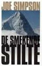 De smekende stilte - Joe Simpson (ISBN 9789038870137)