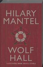 Wolf Hall - Hilary Mantel (ISBN 9780007292417)