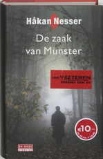 De zaak van Munster - Håkan Nesser, Ha°kan Nesser (ISBN 9789044506976)