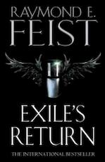 Exile's Return - R.E. Feist (ISBN 9780002246835)