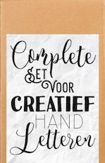 Creatief Handletteren - DIY pakket