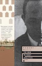 The Man Without Qualities - Robert Musil (ISBN 9780679768029)