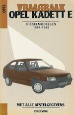 Vraagbaak Opel Kadett E - P.H. Olving (ISBN 9789020123937)