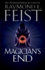 Magician's End - Raymond E Feist (ISBN 9780007264803)
