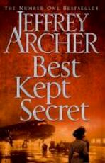 Best Kept Secret - Jeffrey Archer (ISBN 9780230769670)