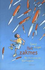 Het zakmes - Sjoerd Kuyper (ISBN 9789047707943)