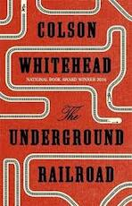 Underground Railroad - Colson Whitehead (ISBN 9780708898390)