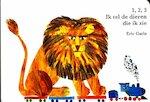 1,2,3 tel dieren die ik zie - Eric Carle (ISBN 9789462291232)
