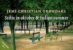 Stilte in oktober + Indian summer DL - Jens Christian Grondahl (ISBN 9789049806170)
