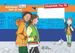 Schrijven leer je zo! - Schrijfschrift Plus 4A - Henk Schweitzer (ISBN 9789036820226)