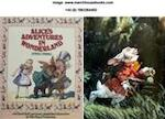 Alice's Adventures in Wonderland - Lewis Carroll, David Hall (ISBN 9780416960006)