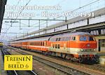 Het grensbaanvak Nijmegen - Kleve 1957 1995 / Treinen in beeld 6 - Angélique Wouters (ISBN 9789071513800)