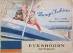 Hansje's Luchtreis - Een vroolijk Bleyle prentenboek - Dina Alida Cramer-schaap, Johanna Berhardina Midderigh-bokhorst