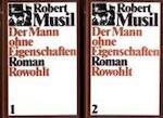 Der Mann ohne Eigenschaften - Robert Musil, Adolf Frisé