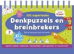 101 superleuke denkpuzzels en breinbrekers - Anita Hemmink (ISBN 9789044741445)
