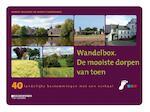 De mooiste dorpen van toen Wandelbox - Robert Declerck (ISBN 9789058269331)