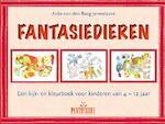 Fantasiedieren - Anke van den Burg Jeremiasse (ISBN 9789088400872)
