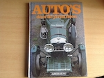 Auto's door de jaren heen - Peter Roberts