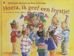 Hoera, ik geef een feestje - Marianne Busser, Ron Schröder (ISBN 9789044329445)