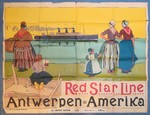 Red Star Line Antwerpen = Amerika - CASSIERS, Henri