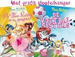 De voetbalsisters - De Thea Sisters in spagaat - Thea Stilton