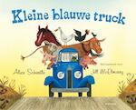 Kleine blauwe truck - Alice Schertle (ISBN 9789025760823)