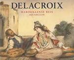 Marokkaanse reis in aquarellen - Eugène Delacroix (ISBN 9782914239233)