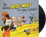 De kleine boze wolf in: Vallen bij de vleet ! - Walt Disney
