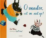 O monster, eet me niet op! - C. Norac (ISBN 9789058383686)