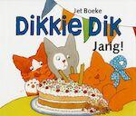 Vertelplaten Dikkie Dik Jarig! - Jet Boeke, Arthur van Norden (ISBN 9789025747992)