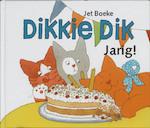 Vertelplaten Dikkie Dik Jarig! - Jet Boeke, Arthur van Norden