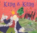King and King - Linda De Haan (ISBN 9781582460611)