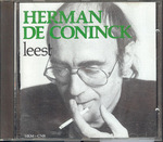 Herman de Coninck leest - DE CONINCK, Herman