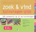 Zoek & vind tuinvragen-gids - Unknown (ISBN 9789021529332)