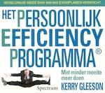 Het persoonlijk efficiency programma - Kerry Gleeson (ISBN 9789049101367)